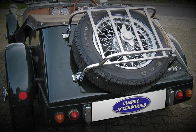 Quick Release Luggage Carriers - Classic Luggage Carriers